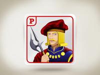 Pishpirik App Icon