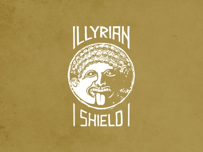 Illyrian Shield Logo