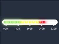 Glowing Progress Bar