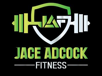 Fitness Logo creative logo unique logo vector logo design branding graphic design nutrition logo nutrition gym logo gym fitness logo fitness