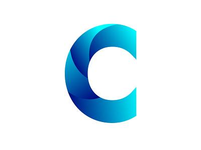 C Modern Logo creative logo unique logo vector design logo branding graphic design c modern logo modern logo c letter logo c letter