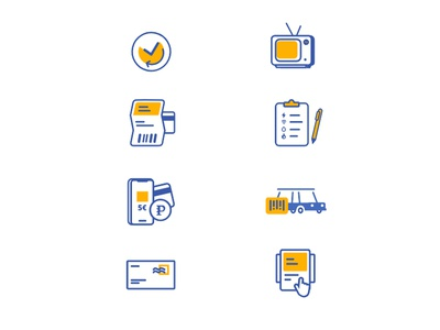 Pago Icons