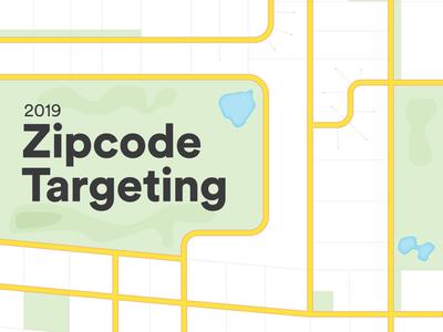 Zipcode targeting