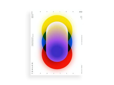 DESIGN A POSTER · DAY 013 yoman studio visual design visual art visual graphic art graphic design graphic poster art poster design poster a day poster