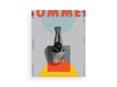 DESIGN A POSTER · DAY 020 yoman studio poster art design art graphic poster design poster a day poster
