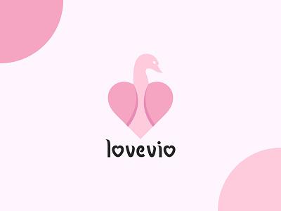 Simple Minimal Lovely Duck Logo Design clean simple illustrator logos graphic designer creative beautiful fashion love modern designer illustration vector brand identity brand design minimal logo design branding graphic design