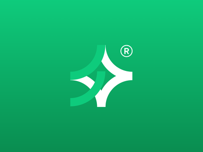 Arbostar® minimal brand swiss 2021 typography design tiles vector logo tree star daily identity uiux ui branding crm soft arborist
