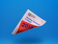 Gravity Paper Brand Mockup