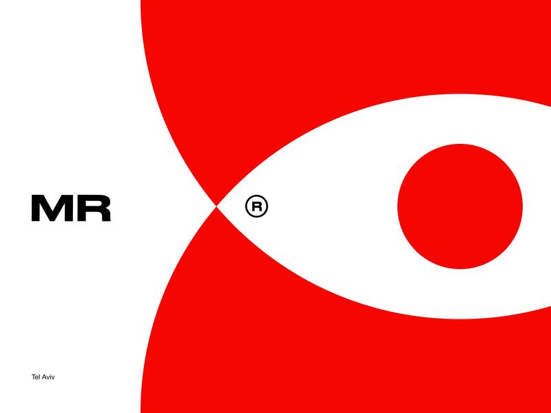 Modified Resources ® spy media social socialmedia analytic red logotype brand branding resources modified minimal modern design modern logo modernism typography logo clean 2019 design