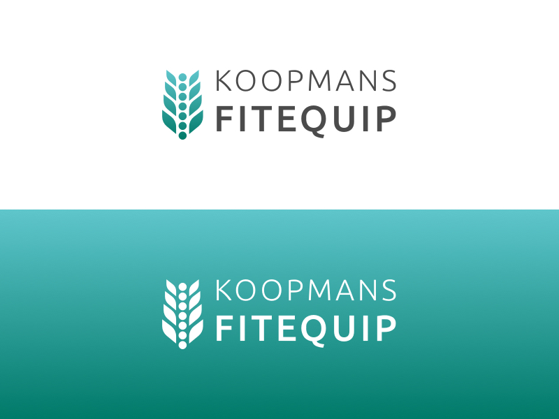 Rejected logo concept Fitequip