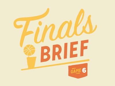 #finalsbrief cavs warriors nba curry lebron brief finals