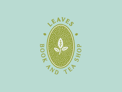 Leaves tea book leaves