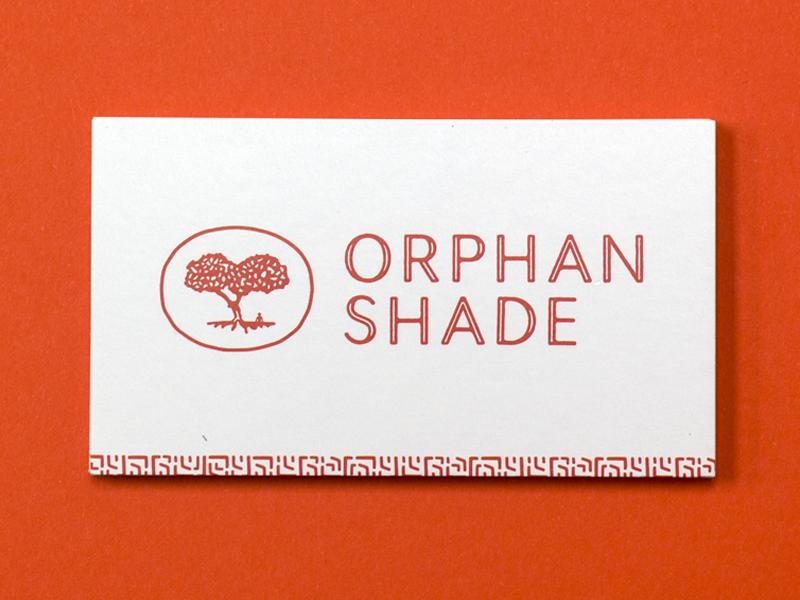 Card for Orphan Shade