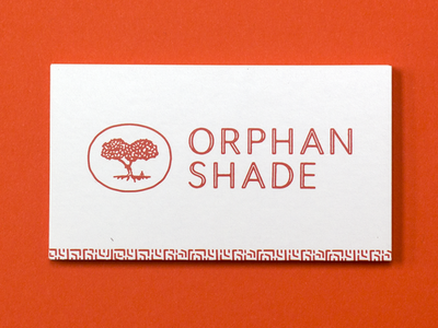 Card for Orphan Shade
