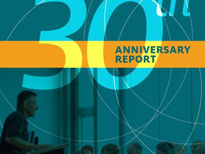 HSP 30th Anniversary Report