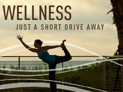 Spa Direct Mailer for Prospects spa yoga ocean wellness health