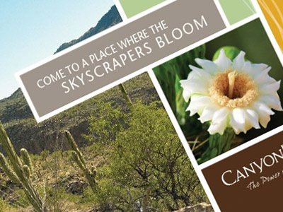 Direct Mail for Canyon Ranch spa