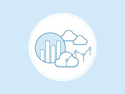 Data Spot Illustration