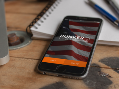 Bunker Labs App for iOS