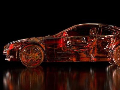 Glass-Car