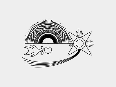 Sigil Of Brass Logo logo design branding
