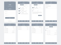 Wireframe Workflow