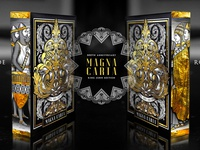 Magna Carta Playing Cards - King John Edition