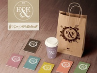 Branding & identity design Klip & Koo