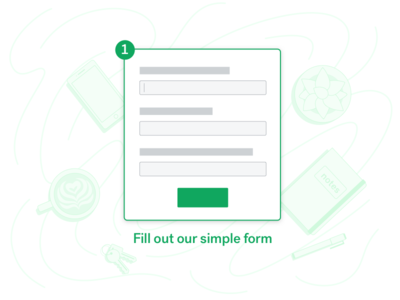lil product illo trulia top view pattern form illustration product
