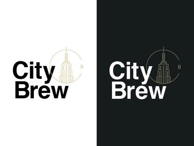 CityBrew Logo Concept