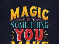 Myedeleon magicissomethingyoumake full