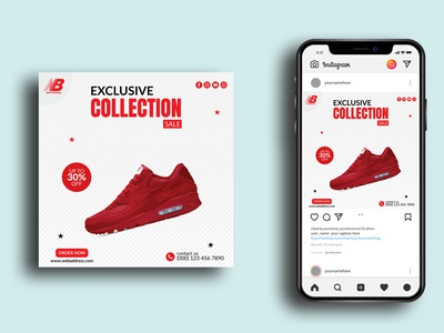 Product | Instagram banner Posts social media design shoe banner sale design product banner product order instagram post graphic design ecommerce discount