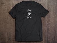 Wild Love Tshirt