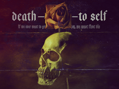 Death ———— to self
