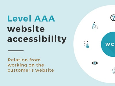 Get level AAA website accessibility website accessibility ada 508 wcag
