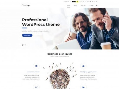 WordPress Theme with WCAG and ADA compliance wcag 2.1 website design 508 section508 wordpress design web design wordpress themes ada web accessibility wcag wordpress theme wordpress