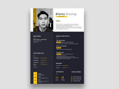 Poster illustration ui vector typography branding design