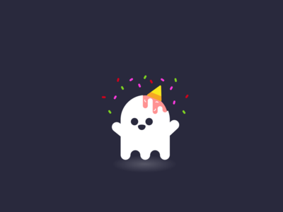 B-day Ghost
