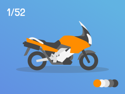 Motorbike (1-52)