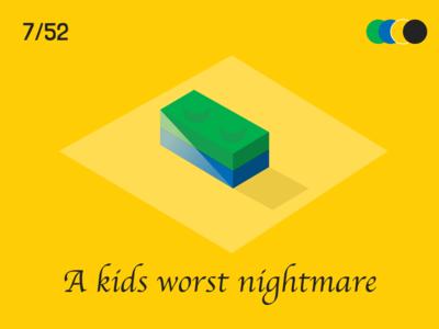 A Kids worst nightmare