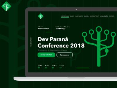 DevParaná Conference 2018 user experience user interface conference devparaná