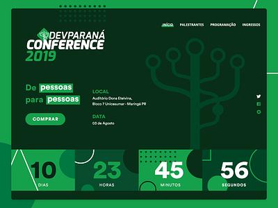 DevParaná Conference 2019 ui design user interface conferences conference devparan