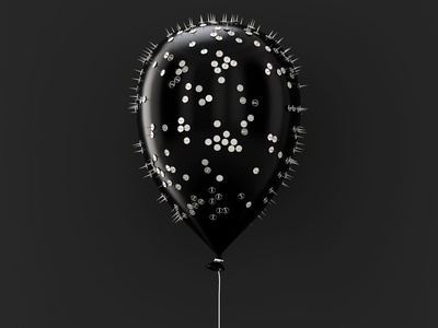 Spiky Balloon