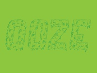 ooze + slime and all the gross