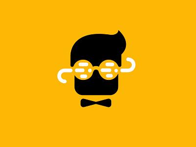 Code Learning website kid technology code bold geometric logodesign modern logo