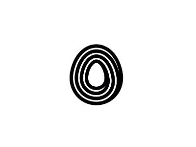 egg egg simple logodesign modern logo