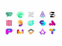 Letter Logos 2018