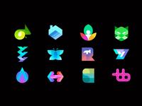 Logofolio / Color
