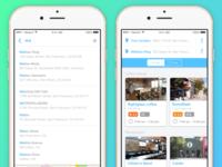iPhone App - Meet
