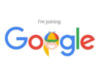 I'm joining Google